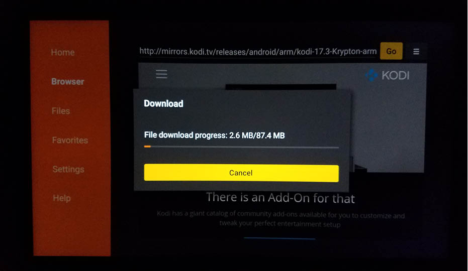 Follow these step-by-step instructions to install Kodi 17.3 on the new updated Amazon Fire TV Stick no.13