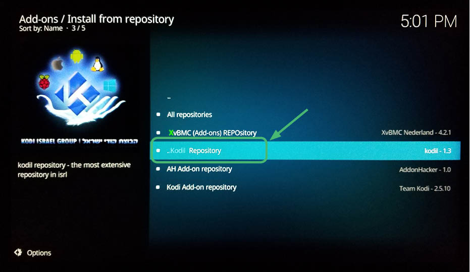 How To Install Ares Wizard on Kodi 17.6 Krypton