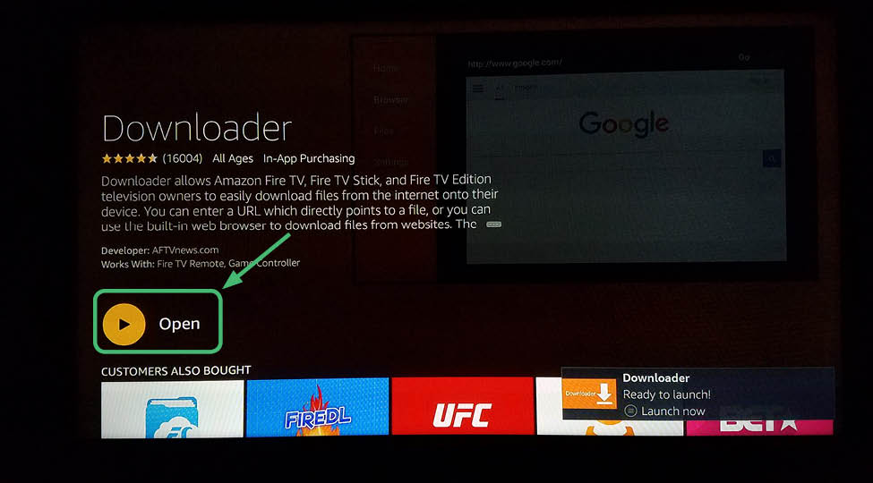 Step-by-step instructions to install Kodi 17.6 Krypton on the updated Amazon Fire TV Stick
