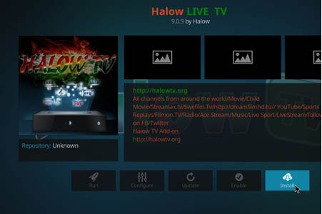 Halow TV Wizard