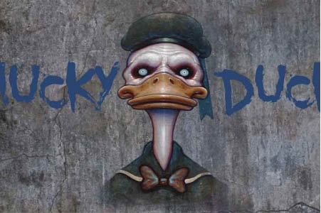 Mucky Duck Wizard