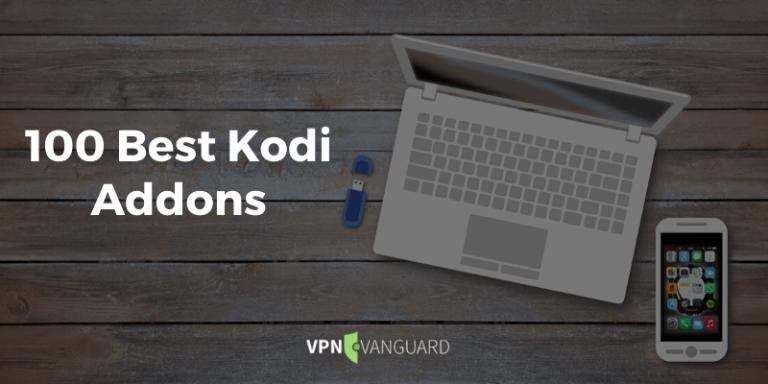 100 Best Kodi Addons