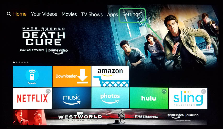 Follow these step-by-step instructions to install Kodi 17.3 on the new updated Amazon Fire TV Stick no.1
