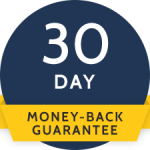 30 day Money-back Guarantee