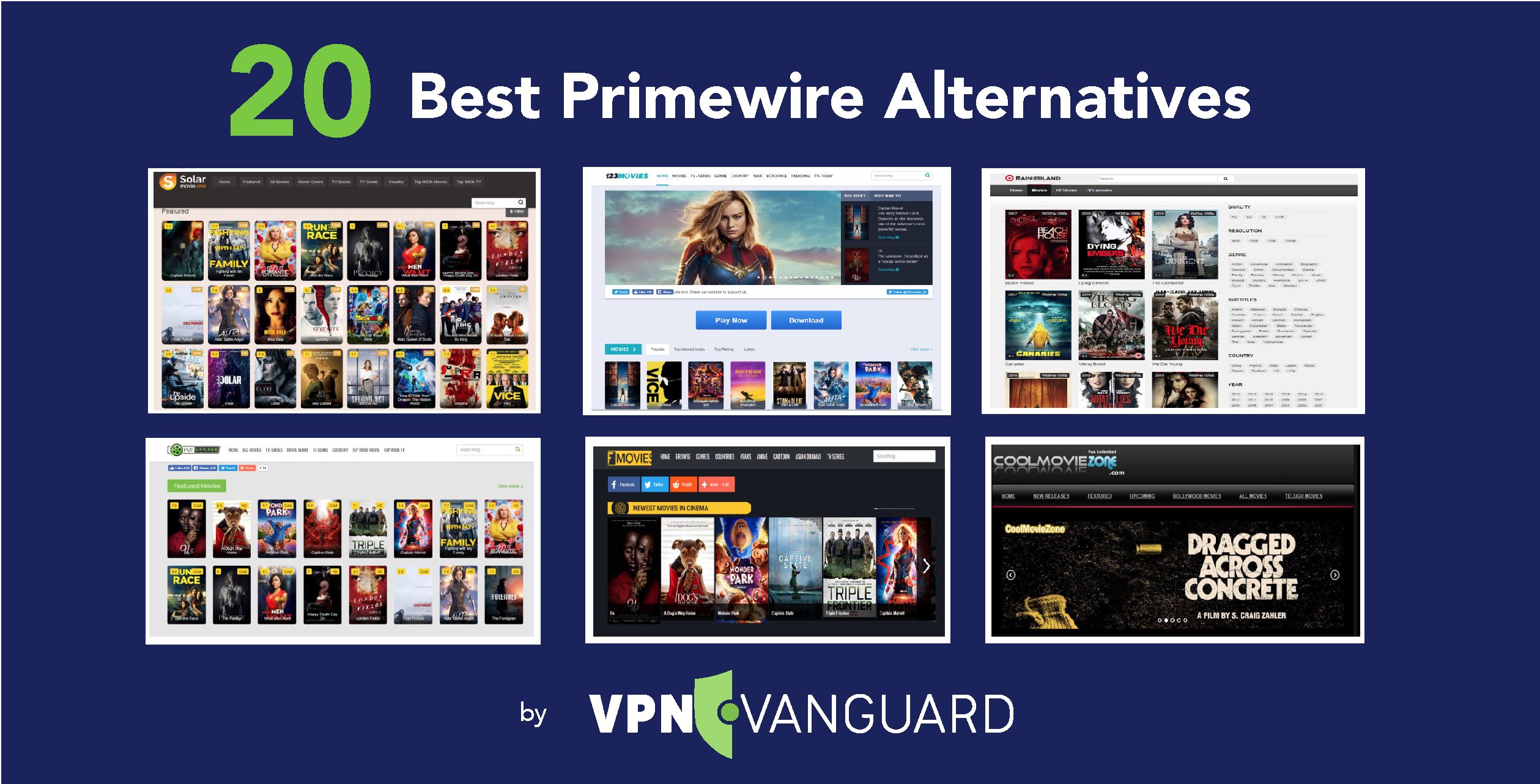 Primewire Website