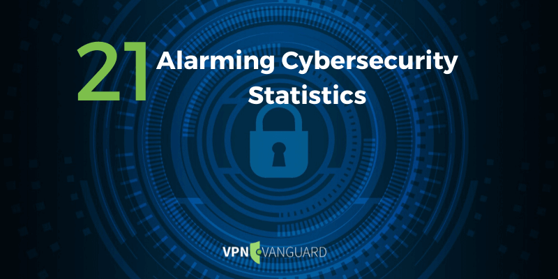 21 Alarming Cybersecurity Statistics In 2020